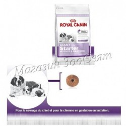Royal Canin Giant Starter...