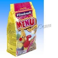 Храна за Средни Папагали /...