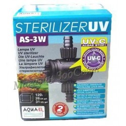 UV Sterilizer AquaEl 3 W /...
