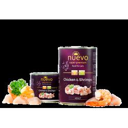 Nuevo Chicken & Shrimps /...