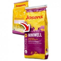 Josera Miniwell / за дребни...