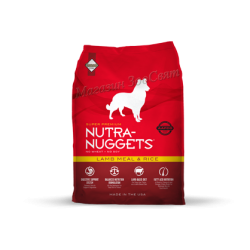 Nutra Nuggets Lamb & Rice /...