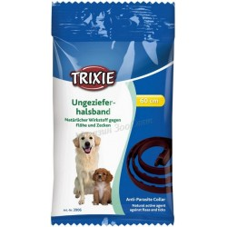 Trixie flea & tick collar...