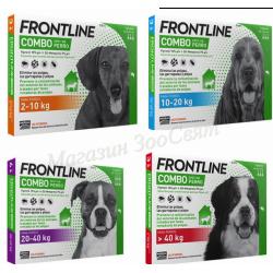 3 бр. Фронтлайн - Frontline...