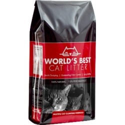 Царевична котешка тоалетна World's Best Cat Litter