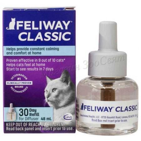 Feliway - Фелиуей пълнител за дифузер