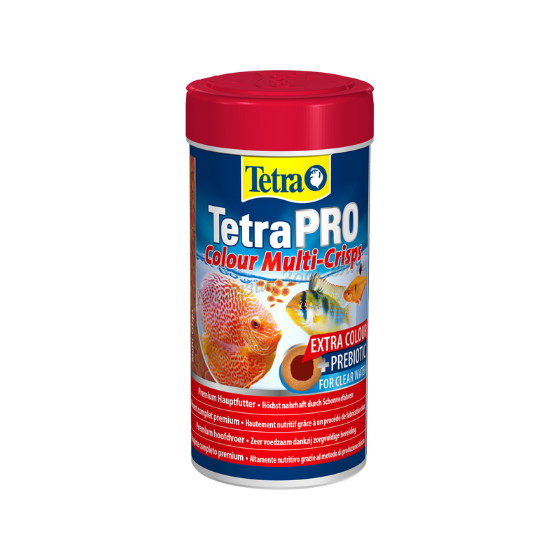 Храна за рибки Тетра проколор / Tetra Pro Colour