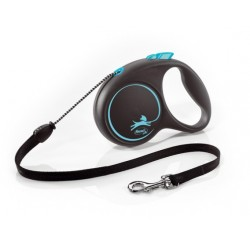 Flexi Black Design, въже за куче