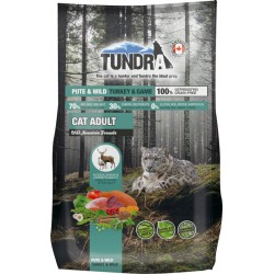 Tundra Cat Game & Turkey grainfree / дивеч с пуйка за котки