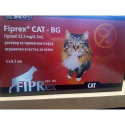 Fiprex / Фипрекс за коте