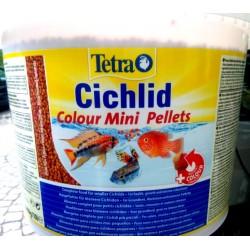 Tetra Cichlid colour mini pellets