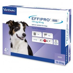 Virbac Effipro Duo 10-20kg/...