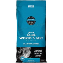 Постелка за котешка тоалетна World's Best Cat Litter - лотосов цвят
