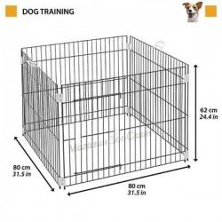 Ограда - кошара за куче в...