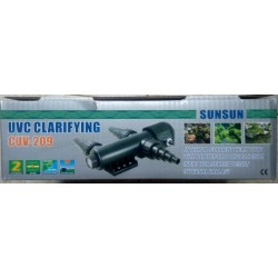 UV лампа 9W комплект Sunsun CUV 209