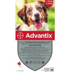 Bayer ADVANTIX SPOT-ON...