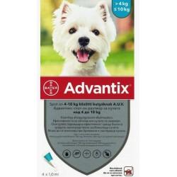 Bayer ADVANTIX , Адвантикс...