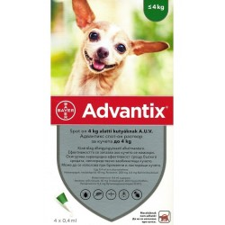 Bayer ADVANTIX Адвентикс до...