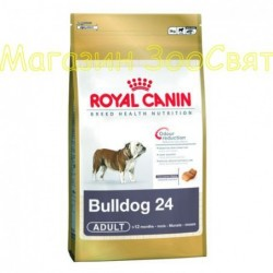 Royal Canin Bulldog Adult /...