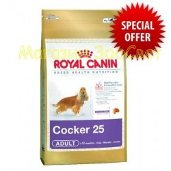 Royal Canin Cocker / За...