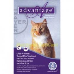 Адвентидж 4пипети за котки...