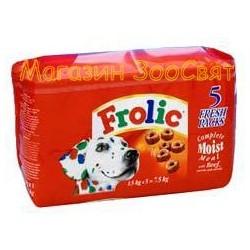 Фролик - деликатесна храна...