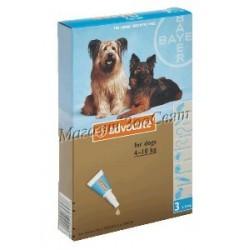 Bayer Advocate DOG  4 до10кг