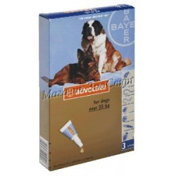 Bayer Advocate DOG над 25кг...