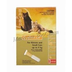 Bayer Advocate CAT до 4кг /...
